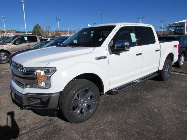 2018 F-150 Crew Cab 4x4, Pickup #528099 - photo 2