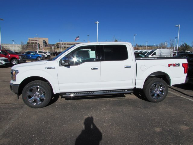 2018 F-150 Crew Cab 4x4, Pickup #528099 - photo 4