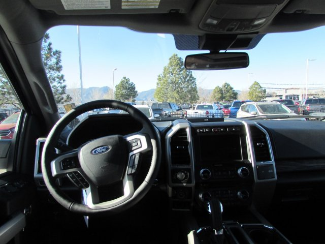 2018 F-150 Crew Cab 4x4, Pickup #528099 - photo 5