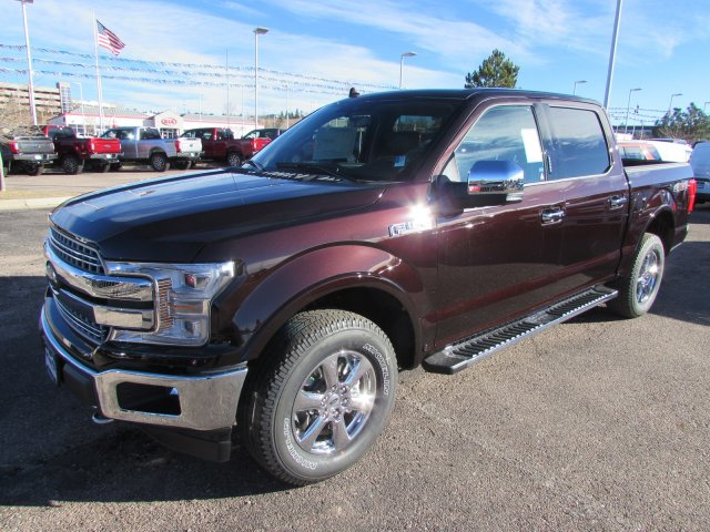 2018 F-150 SuperCrew Cab 4x4, Pickup #528101 - photo 1