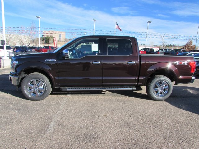 2018 F-150 SuperCrew Cab 4x4, Pickup #528101 - photo 2
