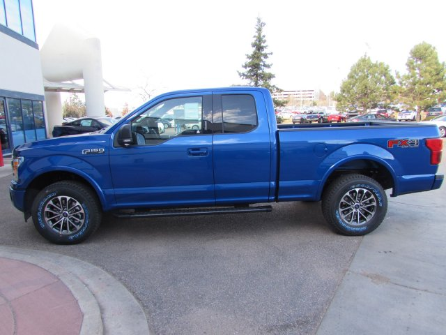 2018 F-150 Super Cab 4x4 Pickup #528106 - photo 2