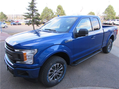 2018 F-150 Super Cab 4x4 Pickup #528106 - photo 1