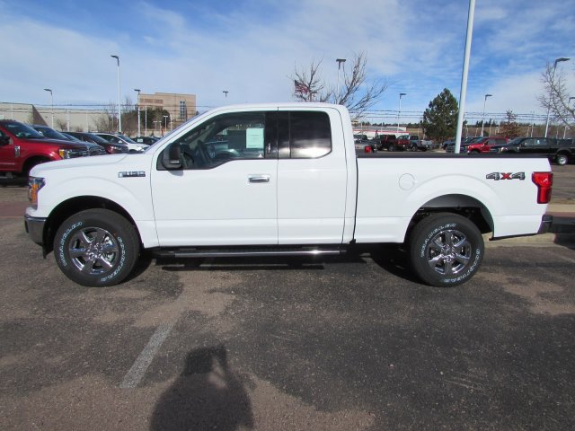 2018 F-150 Super Cab 4x4,  Pickup #528110 - photo 4