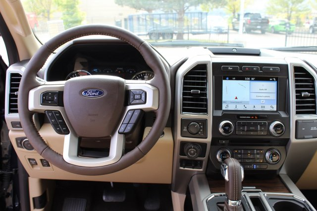 2018 F-150 SuperCrew Cab 4x4,  Pickup #528143 - photo 8