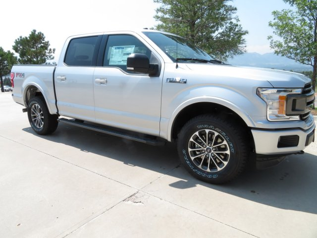 2018 F-150 SuperCrew Cab 4x4,  Pickup #528146 - photo 4