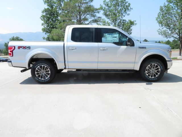 2018 F-150 SuperCrew Cab 4x4,  Pickup #528146 - photo 3