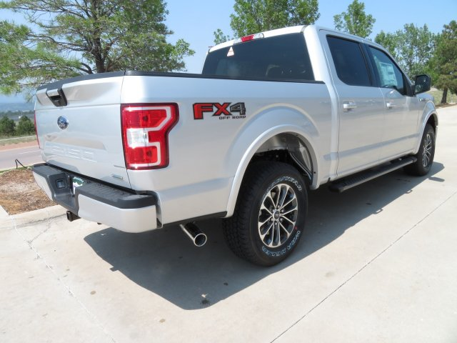 2018 F-150 SuperCrew Cab 4x4,  Pickup #528146 - photo 2