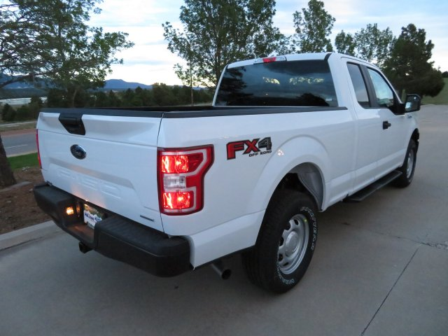 2018 F-150 Super Cab 4x4,  Pickup #528152 - photo 2