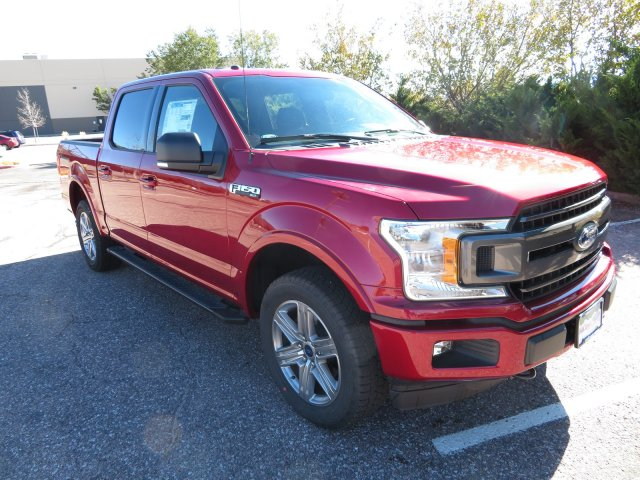 2018 F-150 SuperCrew Cab 4x4,  Pickup #528163 - photo 4