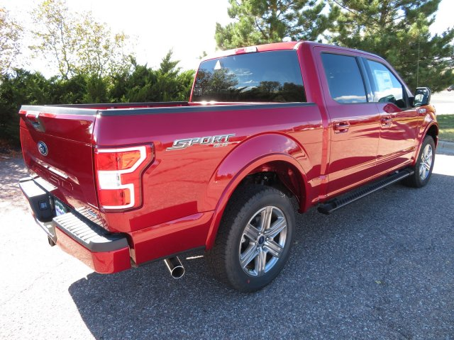 2018 F-150 SuperCrew Cab 4x4,  Pickup #528163 - photo 2