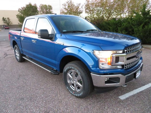 2018 F-150 SuperCrew Cab 4x4,  Pickup #528206 - photo 4