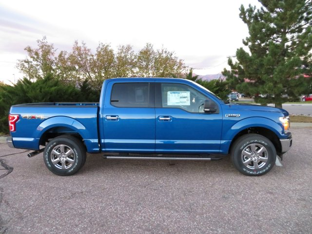 2018 F-150 SuperCrew Cab 4x4,  Pickup #528206 - photo 3