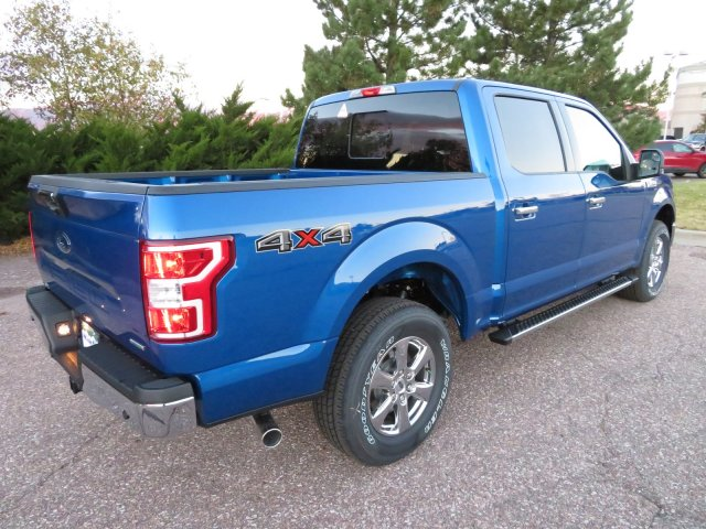 2018 F-150 SuperCrew Cab 4x4,  Pickup #528206 - photo 2
