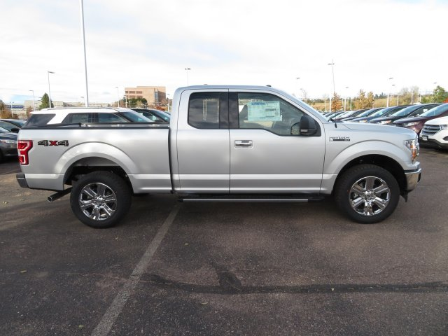 2018 F-150 Super Cab 4x4,  Pickup #528214 - photo 3