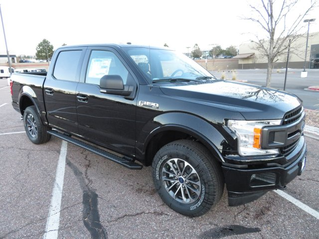 2018 F-150 SuperCrew Cab 4x4,  Pickup #528227 - photo 4