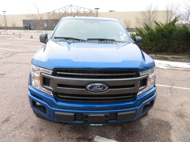 2018 F-150 SuperCrew Cab 4x4,  Pickup #528230 - photo 5