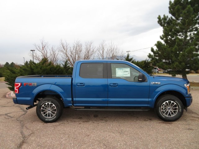 2018 F-150 SuperCrew Cab 4x4,  Pickup #528230 - photo 3