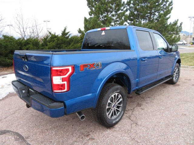 2018 F-150 SuperCrew Cab 4x4,  Pickup #528230 - photo 2