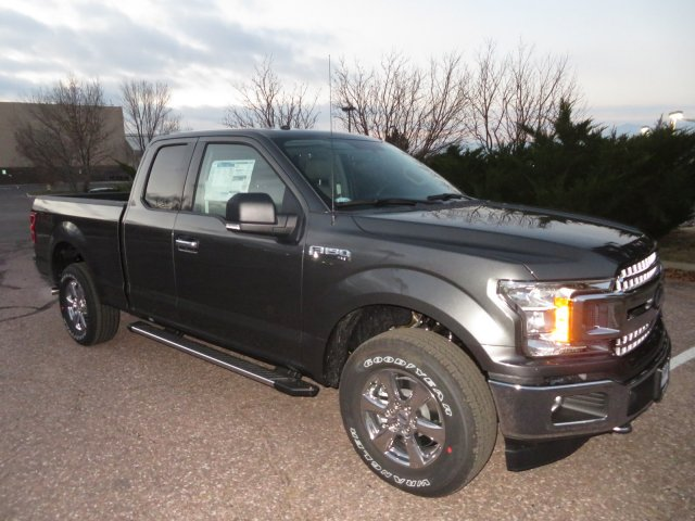 2018 F-150 Super Cab 4x4,  Pickup #528234 - photo 4
