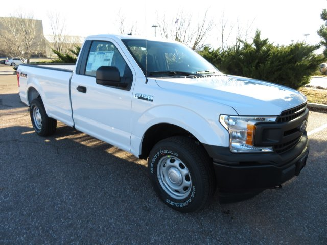2018 F-150 Regular Cab 4x4,  Pickup #528240 - photo 4