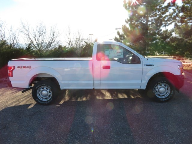 2018 F-150 Regular Cab 4x4,  Pickup #528240 - photo 3
