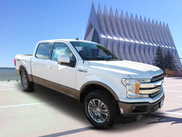 2019 F-150 SuperCrew Cab 4x4,  Pickup #529002 - photo 1