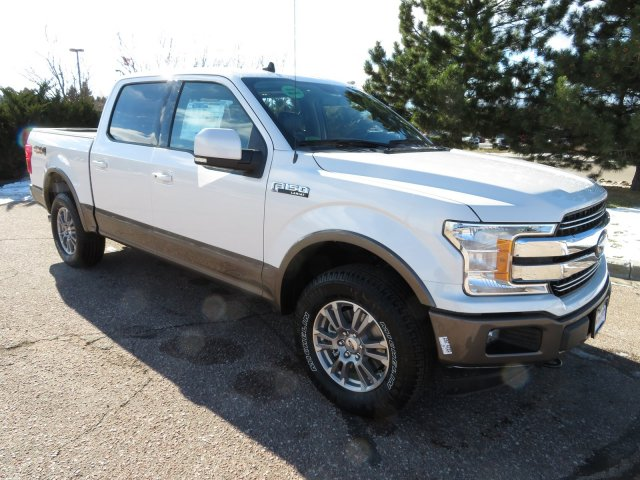 2019 F-150 SuperCrew Cab 4x4,  Pickup #529002 - photo 4