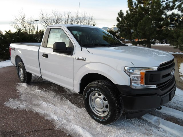 2019 F-150 Regular Cab 4x4,  Pickup #529019 - photo 4