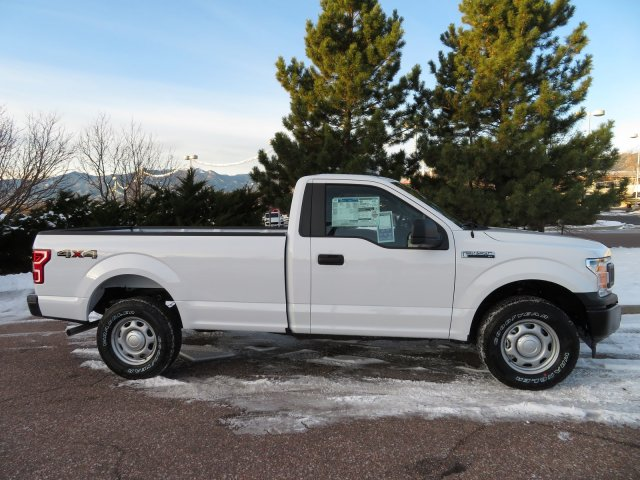2019 F-150 Regular Cab 4x4,  Pickup #529019 - photo 3