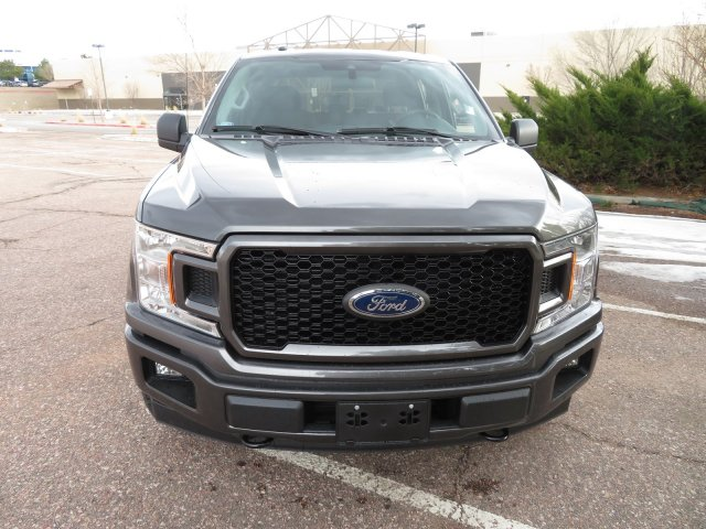 2019 F-150 SuperCrew Cab 4x4,  Pickup #529020 - photo 5