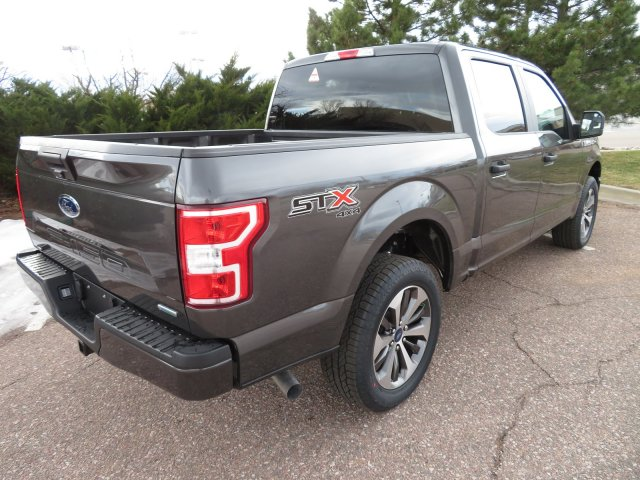 2019 F-150 SuperCrew Cab 4x4,  Pickup #529020 - photo 2