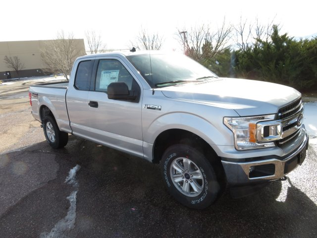 2019 F-150 Super Cab 4x4,  Pickup #529024 - photo 4