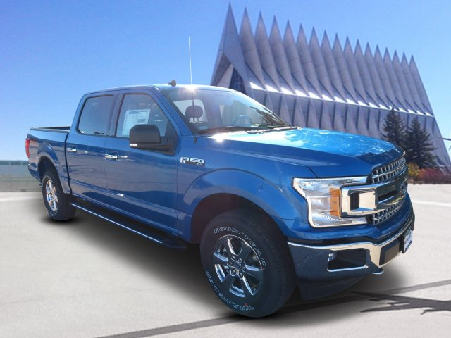 2019 F-150 SuperCrew Cab 4x4,  Pickup #529032 - photo 1