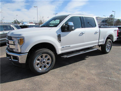 2017 F-250 Crew Cab 4x4 Pickup #547081 - photo 1