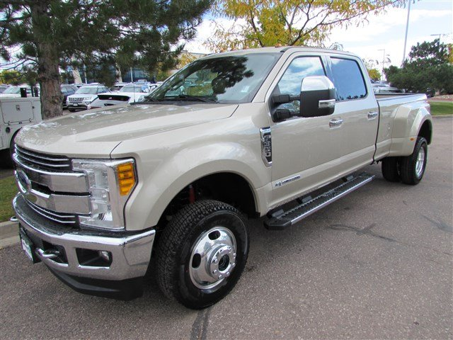 2017 F-350 Crew Cab DRW 4x4 Pickup #557071 - photo 1