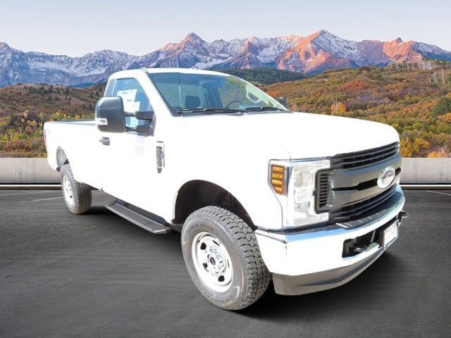 2018 F-350 Regular Cab 4x4,  Pickup #558009 - photo 3