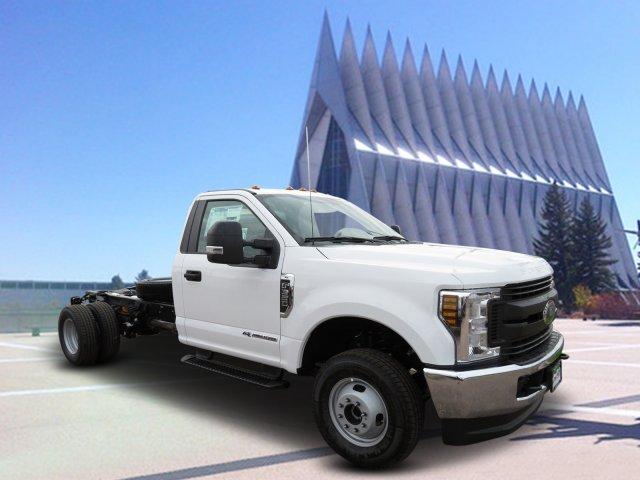 2019 F-350 Regular Cab DRW 4x4,  Cab Chassis #559006 - photo 3