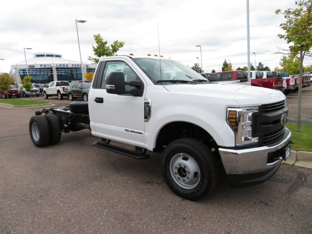 2019 F-350 Regular Cab DRW 4x4,  Cab Chassis #559006 - photo 5