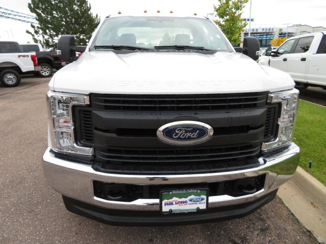 2019 F-350 Regular Cab DRW 4x4,  Cab Chassis #559006 - photo 6