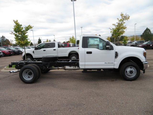 2019 F-350 Regular Cab DRW 4x4,  Cab Chassis #559006 - photo 4