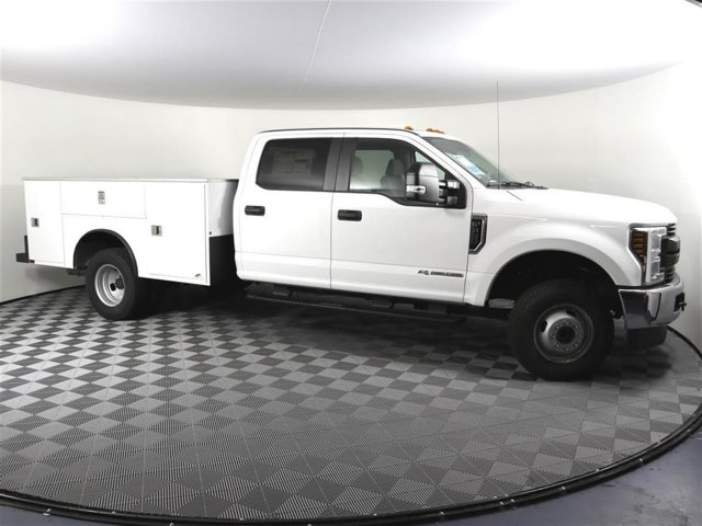 2019 F-350 Crew Cab DRW 4x4,  CM Truck Beds Service Body #559007 - photo 5