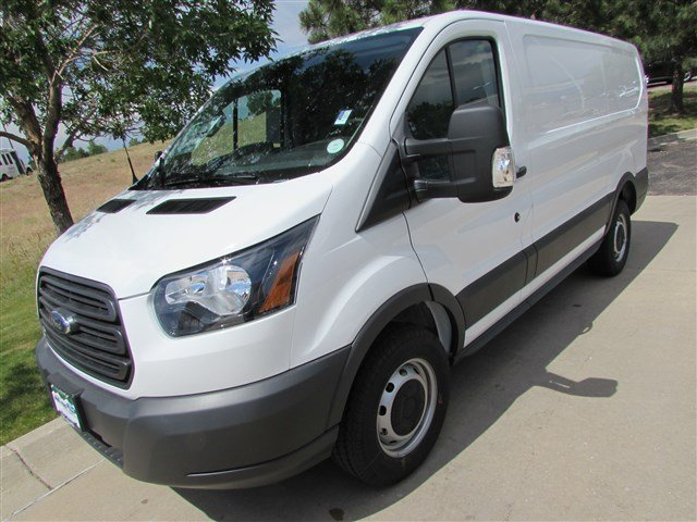 2017 Transit 250 Low Roof,  Empty Cargo Van #67260 - photo 4