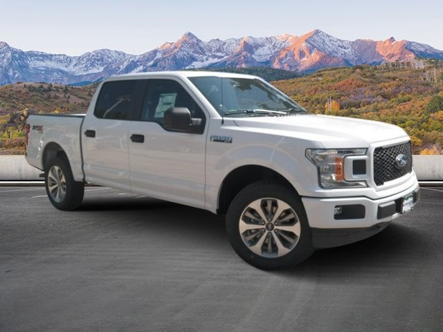 2018 F-150 Crew Cab 4x4 Pickup #68003 - photo 3