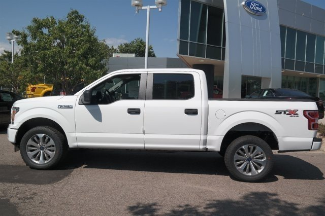 2018 F-150 Crew Cab 4x4 Pickup #68003 - photo 6