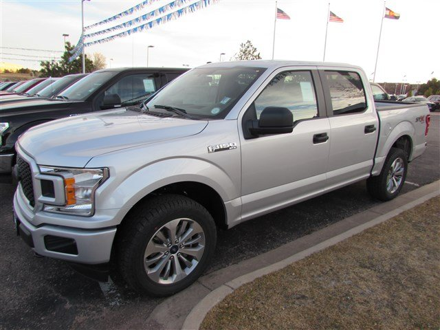 2018 F-150 Crew Cab 4x4 Pickup #68007 - photo 15