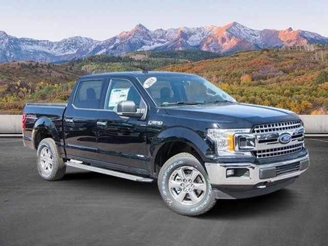 2018 F-150 SuperCrew Cab 4x4,  Pickup #68016 - photo 3