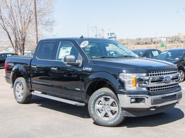 2018 F-150 SuperCrew Cab 4x4,  Pickup #68016 - photo 4