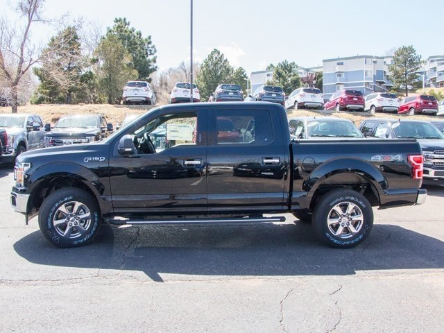 2018 F-150 SuperCrew Cab 4x4,  Pickup #68016 - photo 6