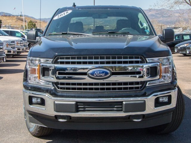 2018 F-150 SuperCrew Cab 4x4,  Pickup #68016 - photo 7